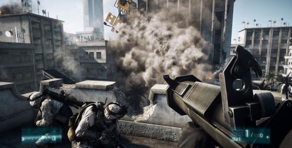 Battlefield 3: Двенадцать минут геймплея