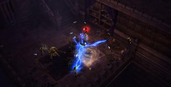 Скриншоты Diablo III обнадеживают