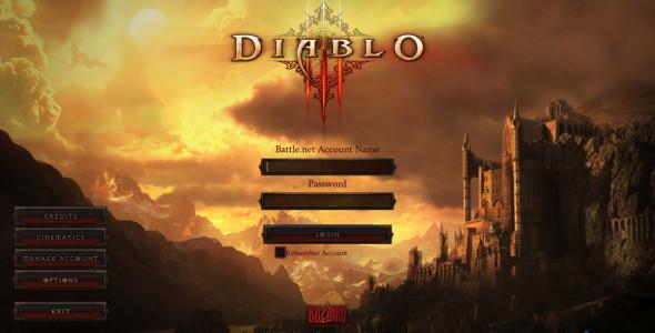 Утечка информации из закрытого бета Diablo III