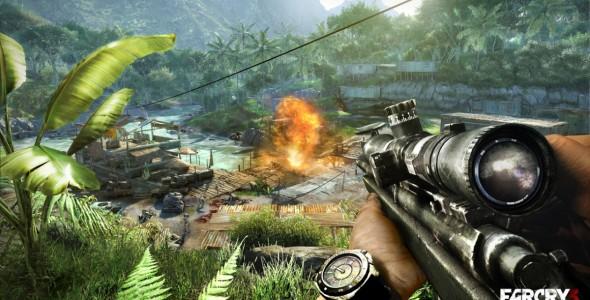 Добро пожаловать в джунгли Far Cry 3