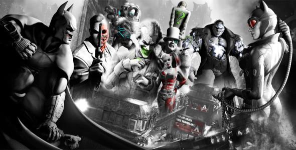 Arkham City подвергается хакерским атакам