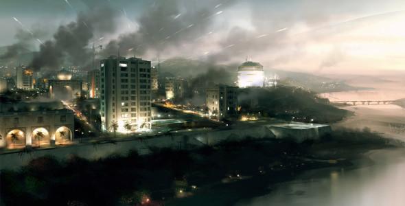 Bonus Map Pack для Battlefield 3