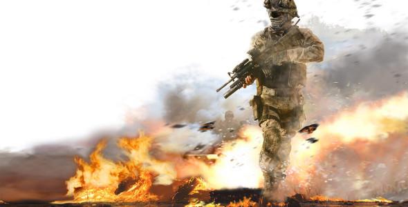 Modern Warfare по-прежнему в топе на Xbox Live