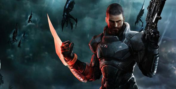 Сюрприз от Microsoft для поклонников Mass Effect 3