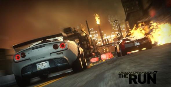 Need For Speed: The Run выполнен в жанре гоночного экшена