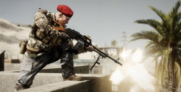 Battlefield 3 отходит от серии Bad Company