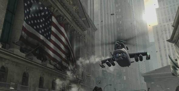 Дебютные кадры нового трейлера Modern Warfare 3