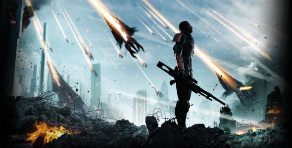 BioWare намекает на продолжение после Mass Effect 3