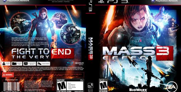 Картинка Mass Effect 3 на PS3 будет наилучшей