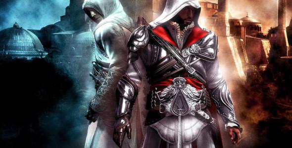 Три сюжетные линии в Assassin's Creed Revelations