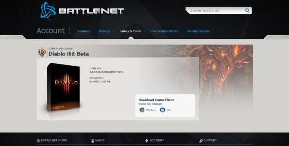 Официальное бета-тестирование Diablo 3 продолжается