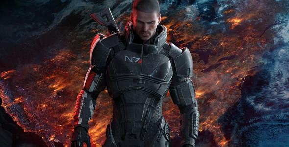 В трейлере Mass Effect 3 Земля в осаде