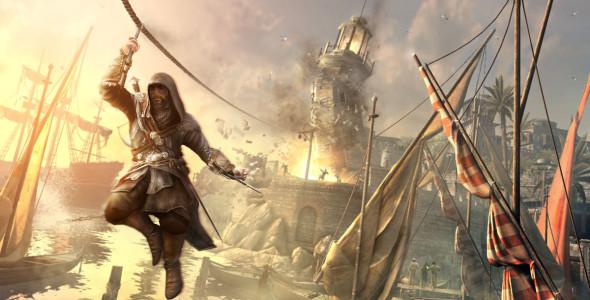 Новое оружие в Assassin's Creed: Revelations