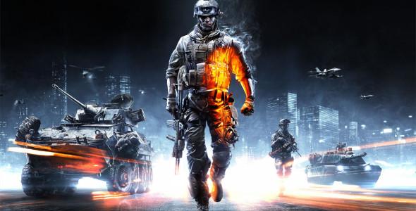 DICE расхваливает свой Battlefield 3