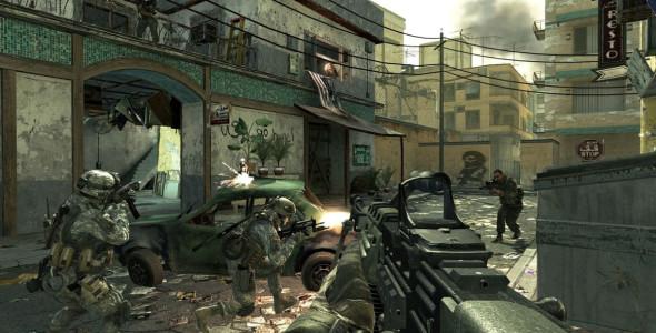 Режим Spec Ops в Modern Warfare 3