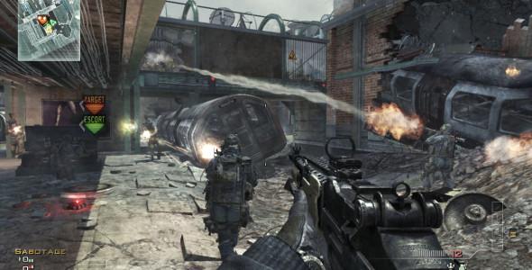 Обзор Spec Ops режима в Modern Warfare 3