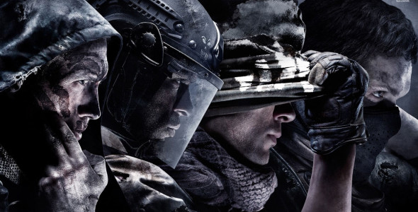 iPhone подобие Call of Duty?