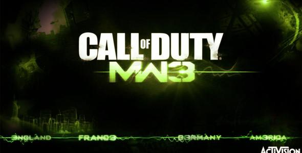 Modern Warfare 3 почти готов