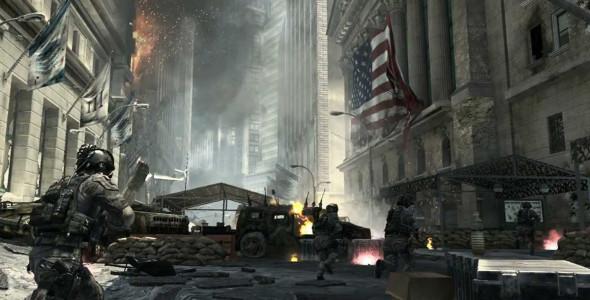 Над Modern Warfare 3 работает суперкоманда разработчиков