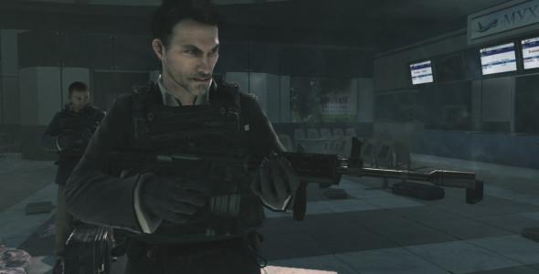 Цель Modern Warfare 3 — Найти Макарова