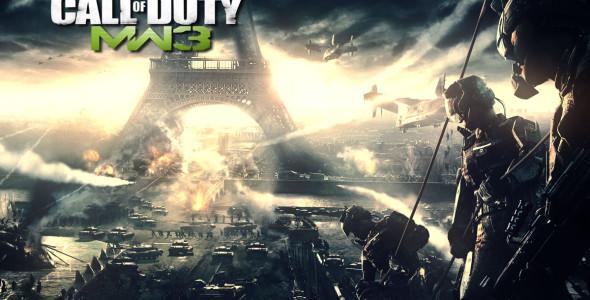 Гонка предварительных продаж Modern Warfare 3