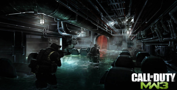 Утечка информации о Call of Duty: Modern Warfare 3