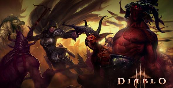 Над графикой в Diablo 3 работают лучшие художники Blizzard