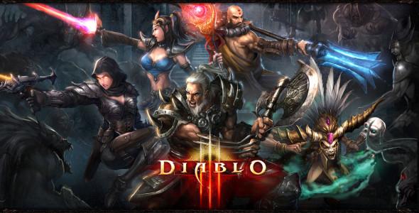 У персонажей Diablo 3 будет свыше 20 уровней развития