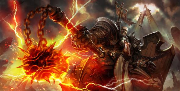 Diablo 3 выпустят в 2012 году