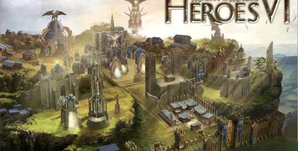 Дизайн, музыка и обитатели Ашана в Heroes 6