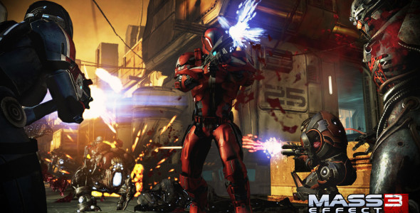 Mass Effect 3 будет одиночной игрой