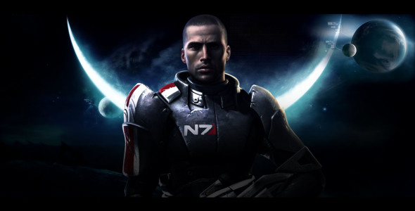 Mass Effect 3 на Games Expo 2011
