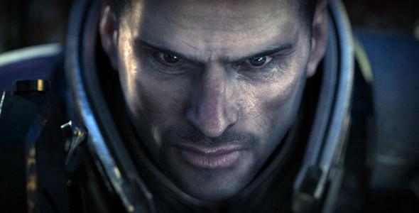 Mass Effect 3 в майском номере Game Informer