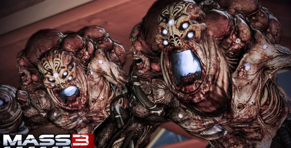 В Mass Effect 3 враги более агрессивны