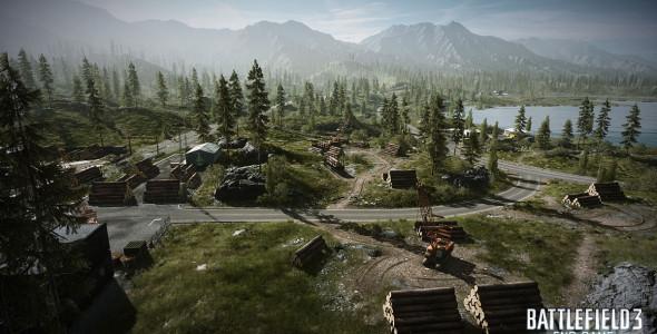 Карты в Battlefield 3 будут еще большими