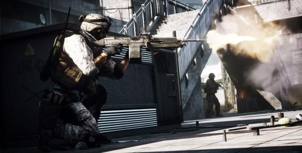 DICE демонстрирует свой Battlefield 3