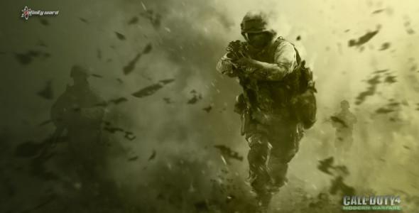 Продолжением франшизы CoD будет Modern Warfare 3