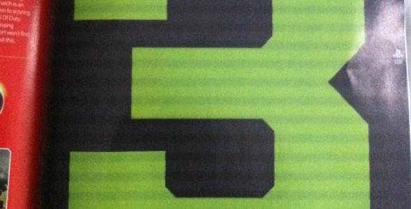 Тизер Modern Warfare 3 в последнем номере PlayStation