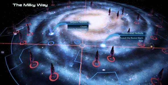 Слухи о новых персонажах и местах в Mass Effect 3