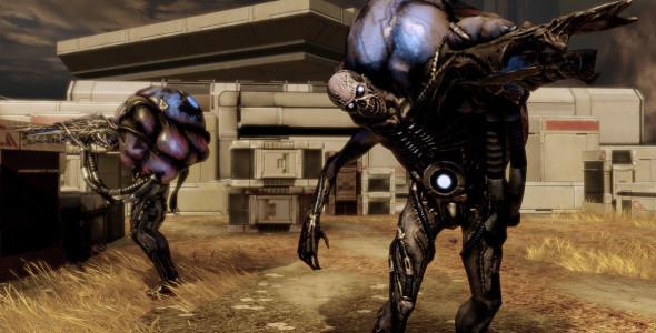 Новые враги в Mass Effect 3