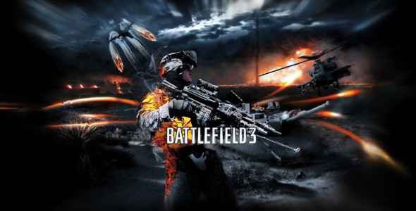 Ажиотаж вокруг Battlefield 3