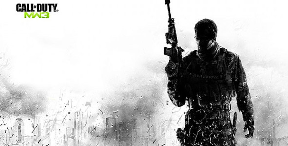 Обложка Modern Warfare 3
