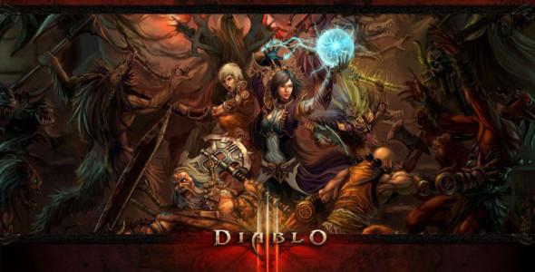 Bingo! Дата выхода Diablo III