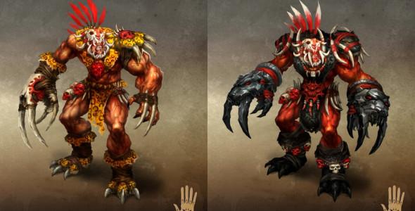 Искусство воины: воины Хагуа в Might & Magic: Heroes VI