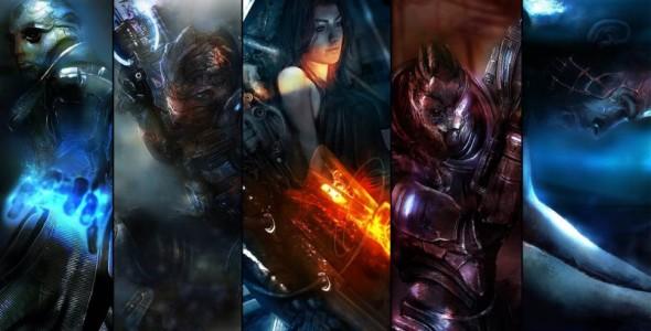 Релиз Mass Effect 3 отложен до 2012 года