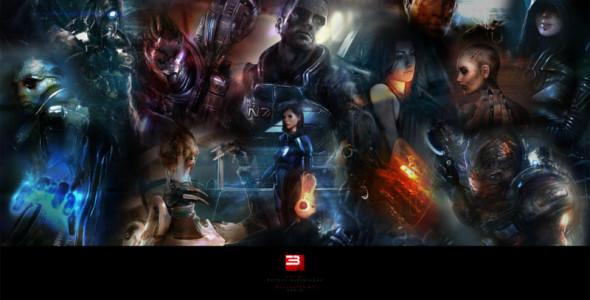 Усовершенствованная RPG система в Mass Effect 3