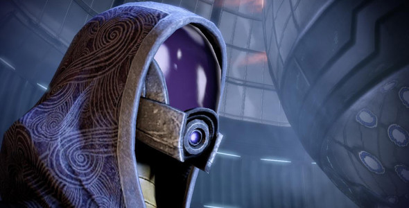 Возвращение Tali'Zorah в Mass Effect 3