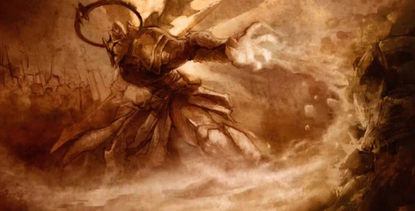 Премьера полного вступительного ролика Diablo 3