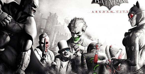 Новые злодеи в Arkham City