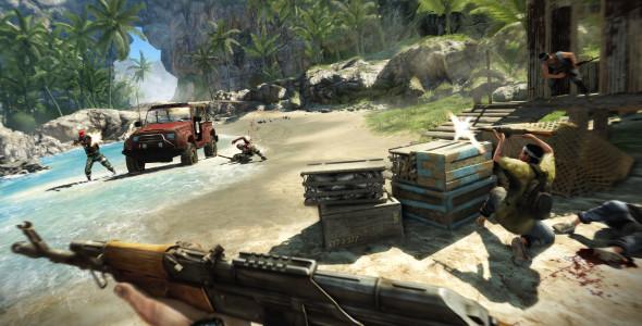 PC версия Far Cry 3 превзойдет консольные